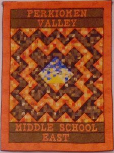 East Middle School The Quilt Cabinet