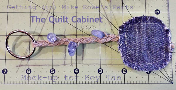 Getting (in) Mike Rowe's Pants Mock-up Key Tab