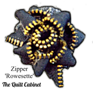 Zipper Rowesette The Quilt Cabinet