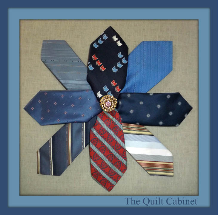 Tie Art The Quilt Cabinet 18X18