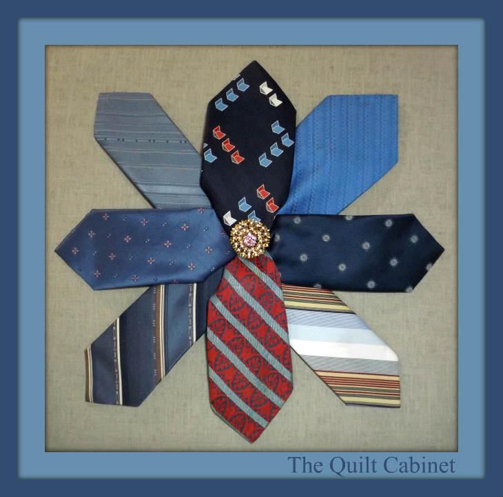 Tie Art The Quilt Cabinet 18X18