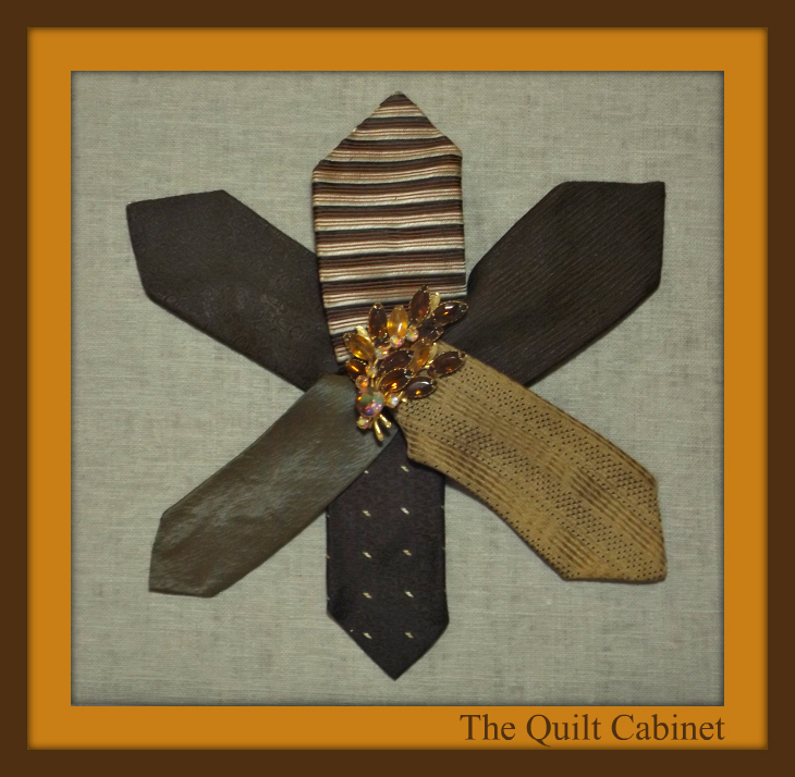 Tie Art The Quilt Cabinet 3