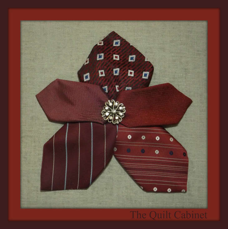 Tie Art The Quilt Cabinet 4