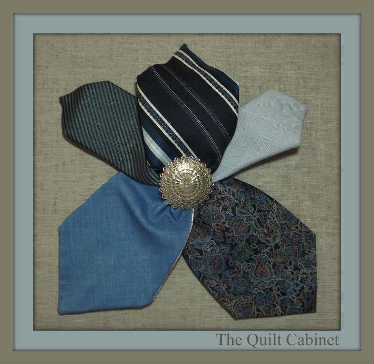 Tie Art The Quilt Cabinet 5