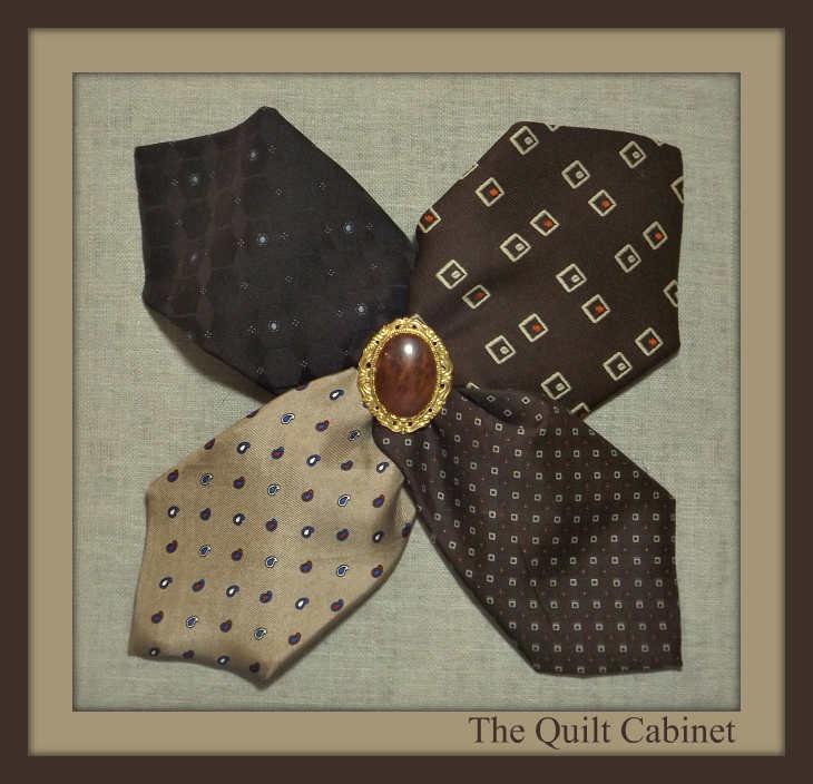 Tie Art The Quilt Cabinet 6