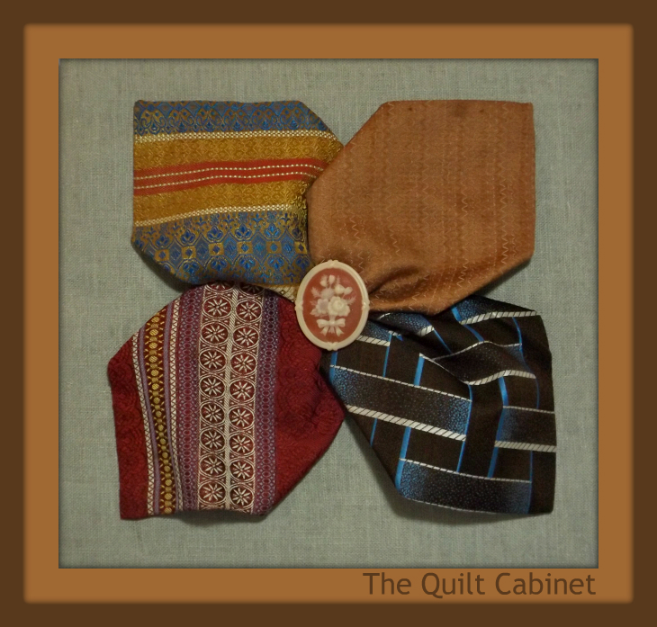 Tie Art The Quilt Cabinet 7