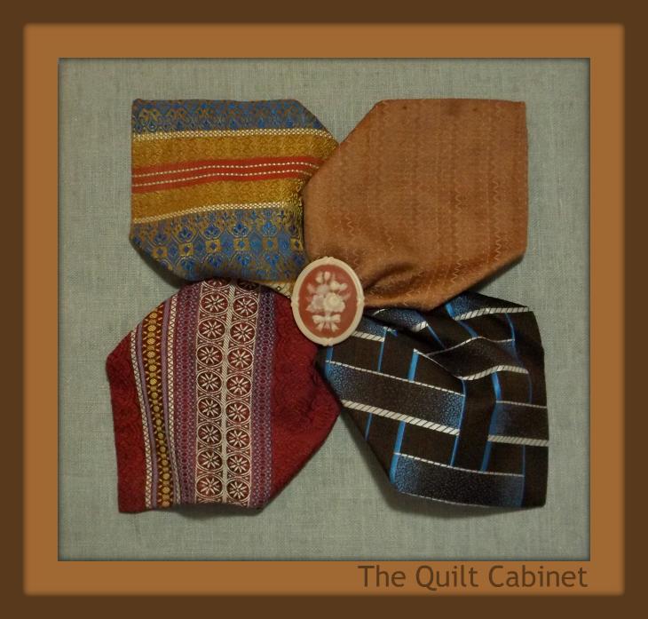 Tie Art The Quilt Cabinet 7
